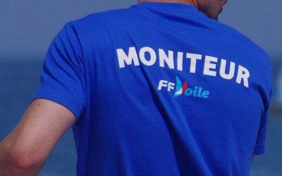 L'Association Sports nature de la Haute Dordogne (ASNHD) recrute un moniteur voile pour l'été 2017