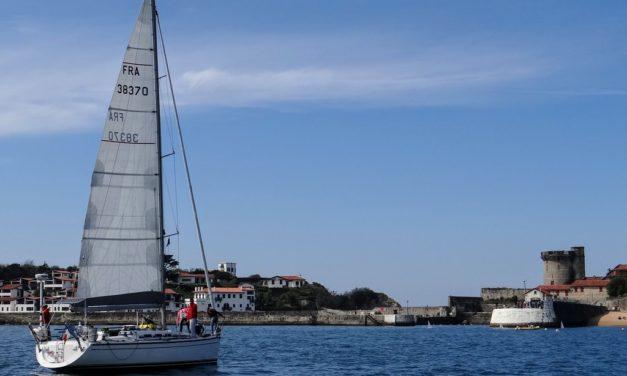 Le Yacht Club Hendaye propose des «croisières de la solidarité» pour les soignant.e.s, personnels municipaux et salarié.e.s de la chaîne de distribution alimentaire