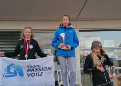 D1 podium opti filles