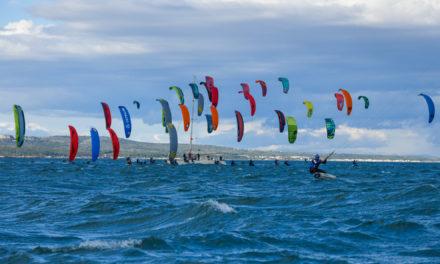 Le kiteboard sera présent pour Paris 2024