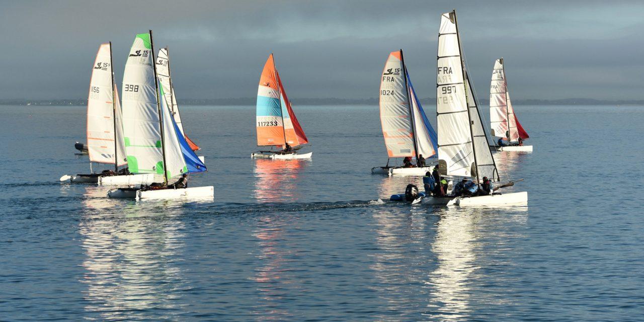 Retour sur l'Open France Catamaran à Quiberon (56)