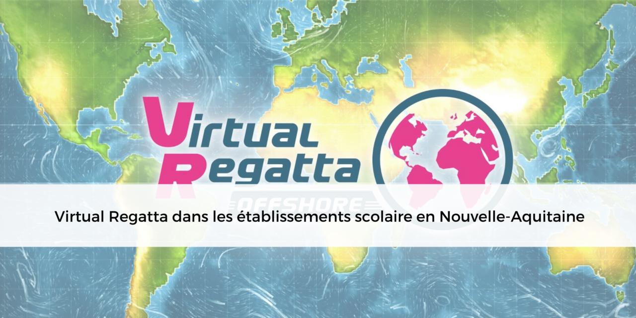 Virtual regatta dans les établissements scolaire en No