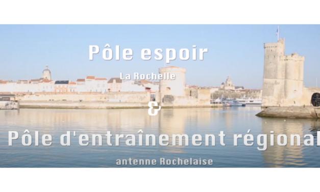 Portes ouvertes du Pôle Espoir de La Rochelle et de l'antenne rochelaise du Pôle d'Entraînement Régional