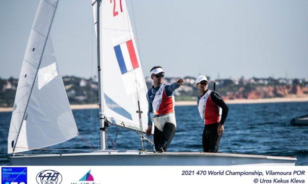 Kévin Péponnet & Jérémie Mion décrochent la 9e place du championnat du monde 470