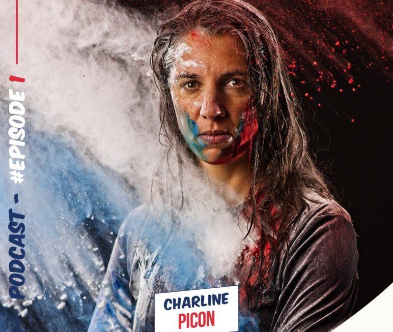 Charline Picon vice championne olympique