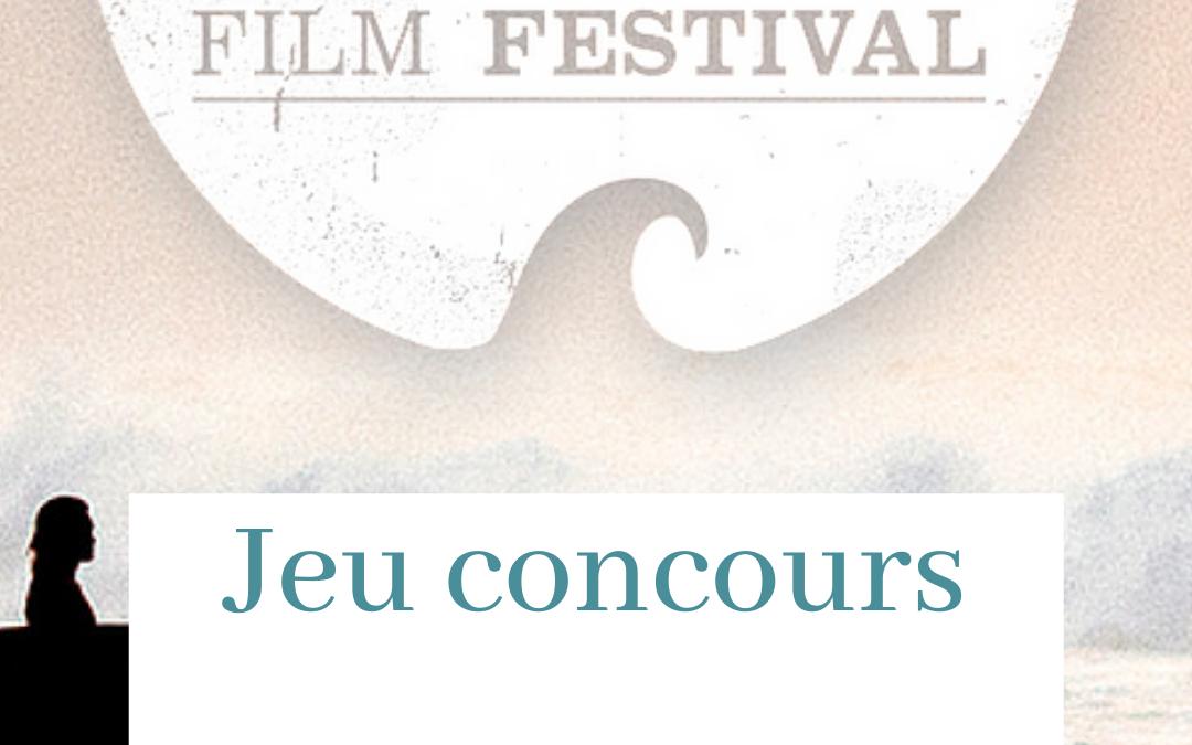 GAGNEZ VOS PLACES POUR LE OFFSHORE FILM FESTIVAL 2021 À PAU, HOSSEGOR, BORDEAUX, BIARRITZ OU LA ROCHELLE !