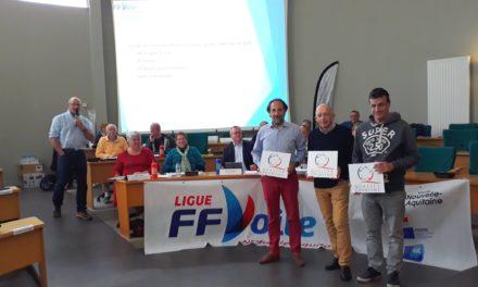 4 nouveaux clubs de voile néo-aquitains ont obtenu la marque Qualité Tourisme !