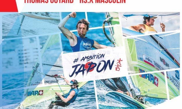 TOKYO 2020 : 4ème sélectionné pour le Pôle France de La Rochelle !