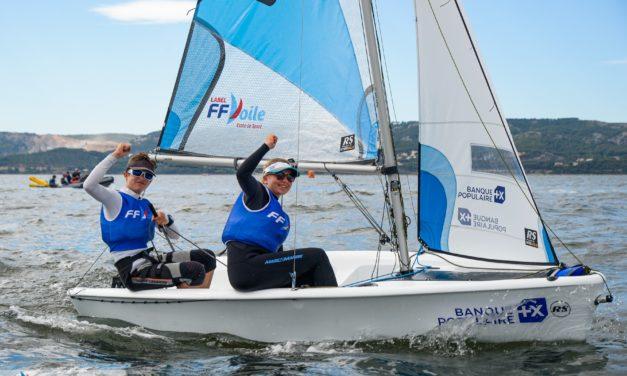 Opération «Charter boats» pour les RS Feva et RS Cat 14 aux Championnats de France Minimes