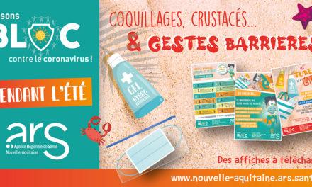 Le covid-19 circule toujours activement en Nouvelle-Aquitaine