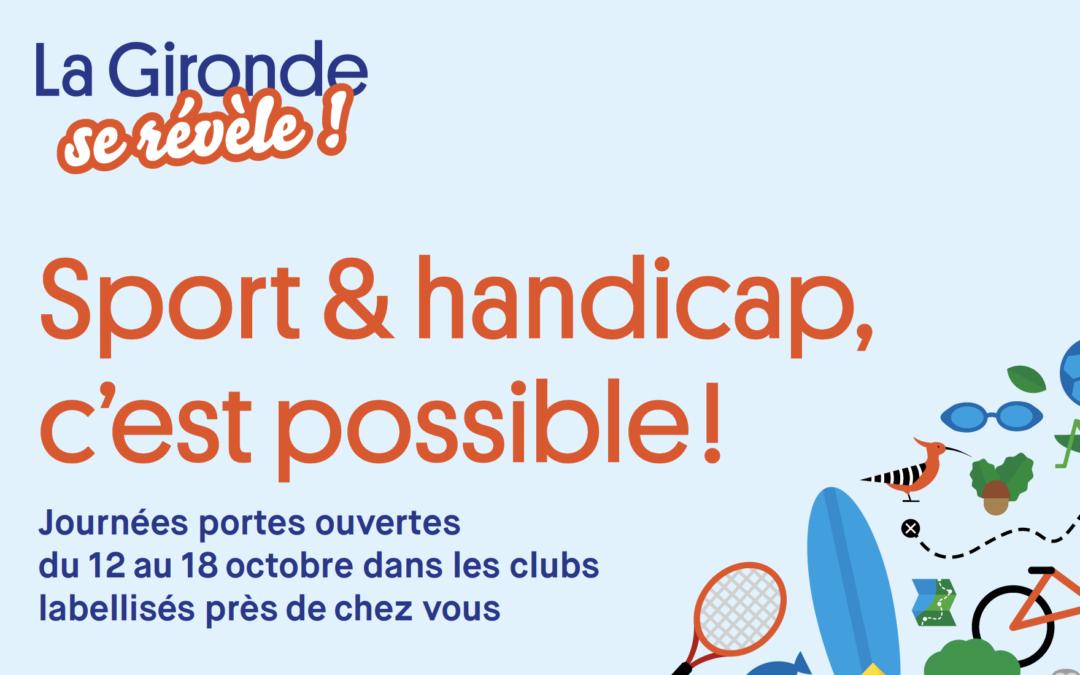 Voile Handivalide 100% Inclusive en Gironde