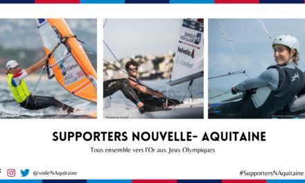 Rejoignez les supporters voile nouvelle-aquitaine