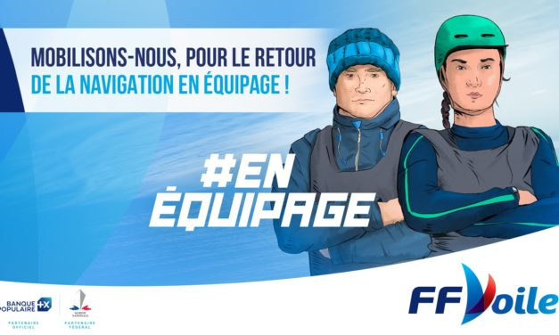 Pétition #enéquipage : pour l'autorisation de naviguer en double et en équipage en France Métropolitaine
