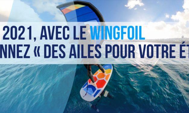 «Des ailes pour votre été» : La FFVoile propose une aide financière pour les EFVoile souhaitant s'investir dans le wingfoil