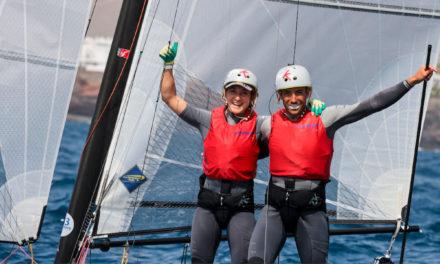 Manon Audinet & Quentin Delapierre décrochent la troisième place du podium !