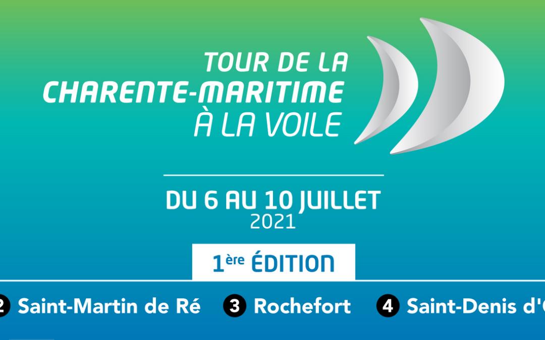 Participez à la Première édition  du Tour de la Charente-Maritime !