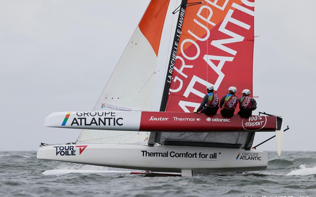 Deux skippers de Nouvelle-Aquitaine présent au Tour de Voile 2021 !