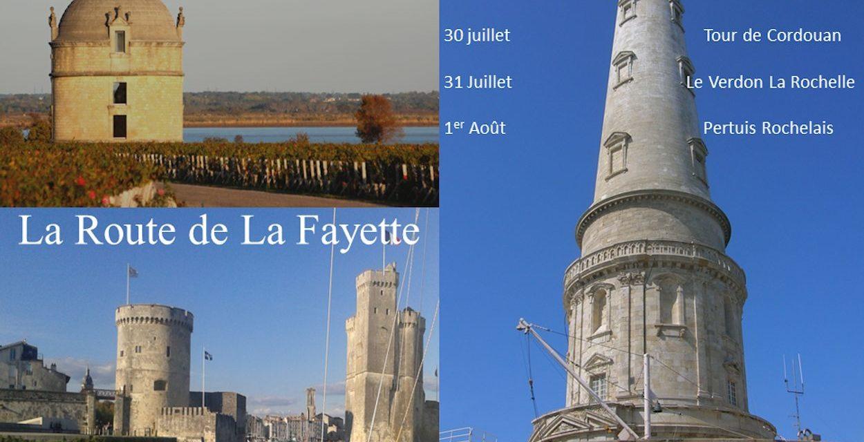 ROUTE DE LA FAYETTE