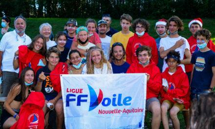 Des Néo-aquitains sur tous les podiums du Championnat de France Espoir Glisse 2021 !